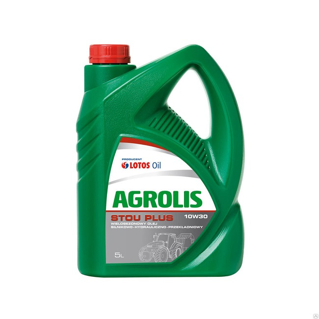 Lotos AGROLIS STOU PLUS 10W-30 5L