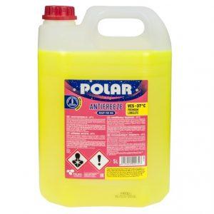 Polar antifrīzs dzeltens 5l