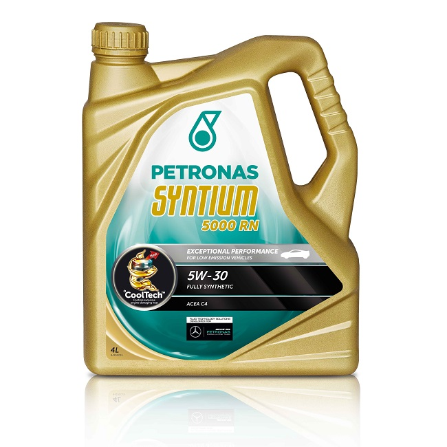 Motoreļļa Petronas Syntium 5000 RN 5W30 4L