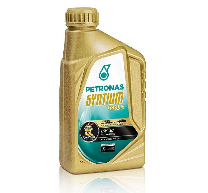 Motoreļļa Petronas Syntium 7000 E 0W30 1l