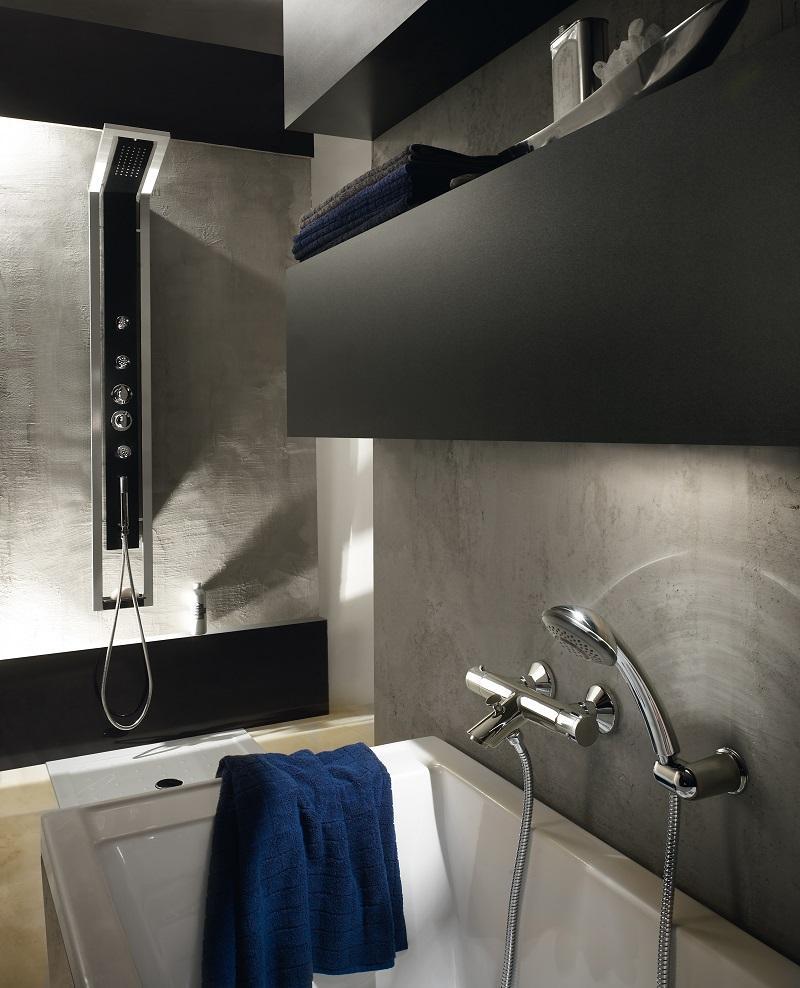 NQI 351T dušas komplekts Jaguar Industrio 1