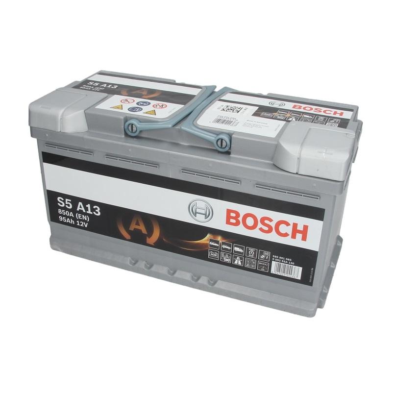 Akumulators Bosch AGM 0 092 S5A 130