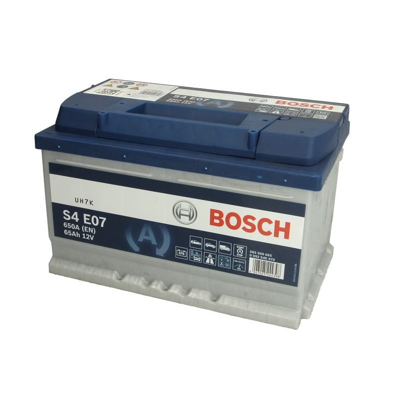 Akumulators Bosch EFB 0 092 S4E 070