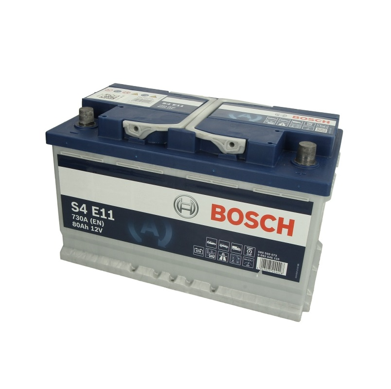 Akumulators Bosch EFB 0 092 S4E 110