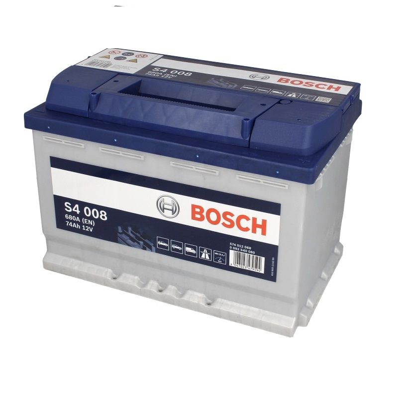 Akumulators Bosch S4 0 092 S40 070