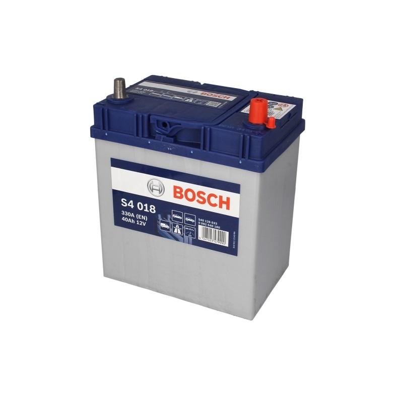 Akumulators Bosch S4 0 092 S40 180