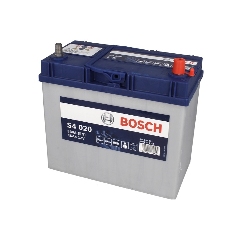 Akumulators Bosch S4 0 092 S40 200