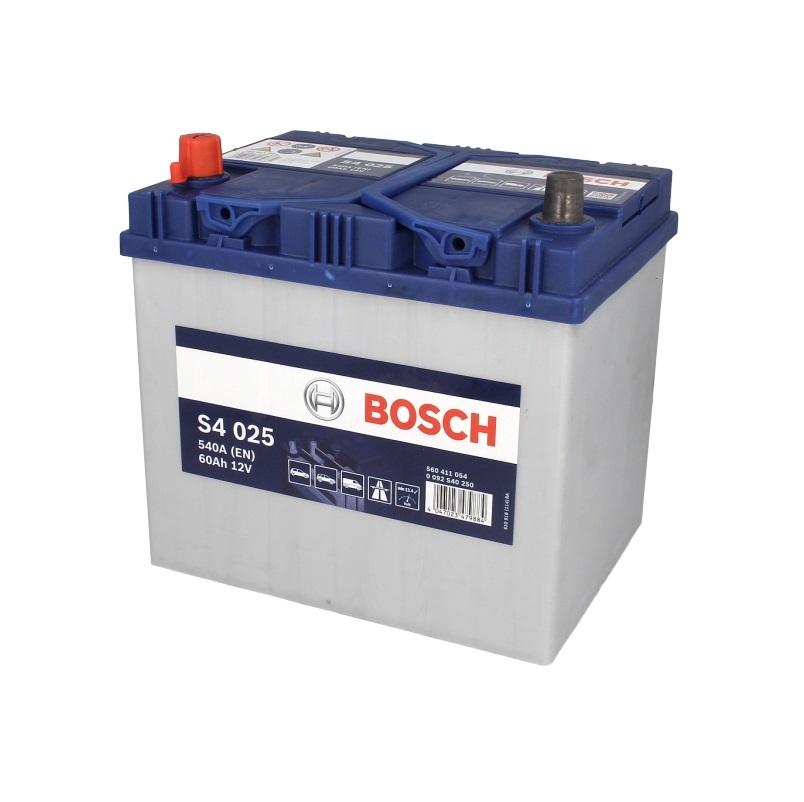 Akumulators Bosch S4 0 092 S40 250