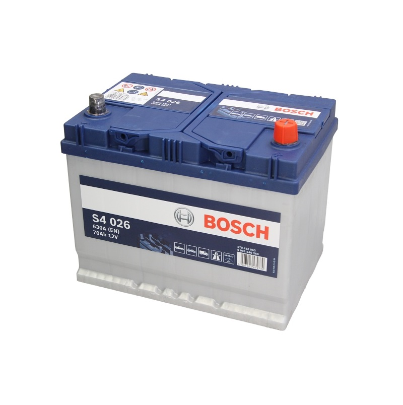 Akumulators Bosch S4 0 092 S40 260