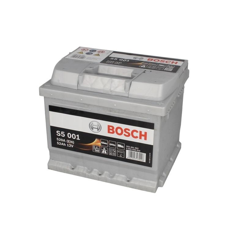Akumulators Bosch S5 0 092 S50 010