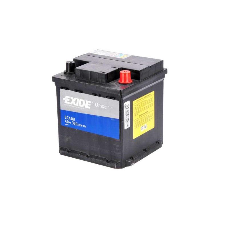 Akumulators EXICE CLASSIC EC400