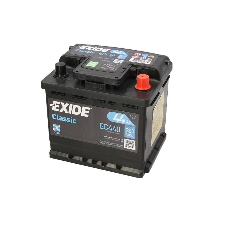 Akumulators EXIDE CLASSIS EC440
