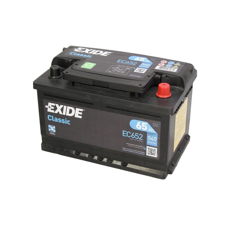 Akumulators EXIDE CLASSIC EC652