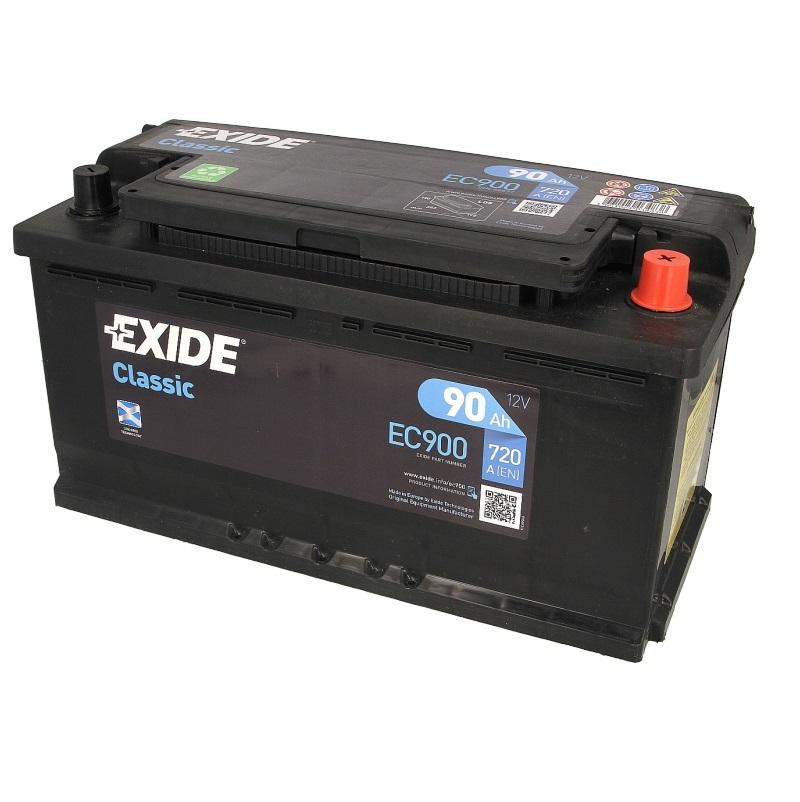 Akumulators EXIDE CLASSIC EC900