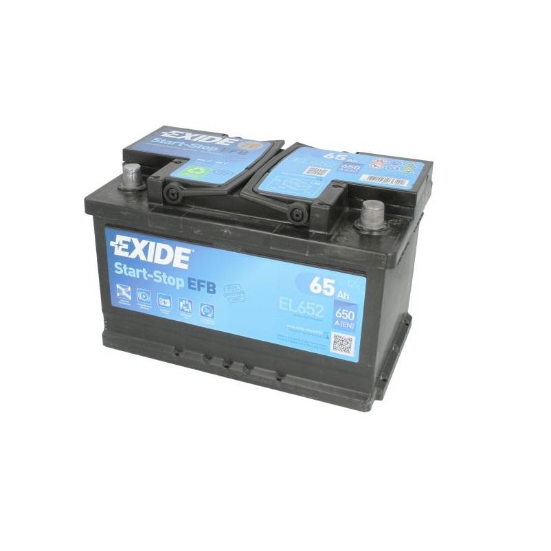Akumulators EXIDE EFB EL652