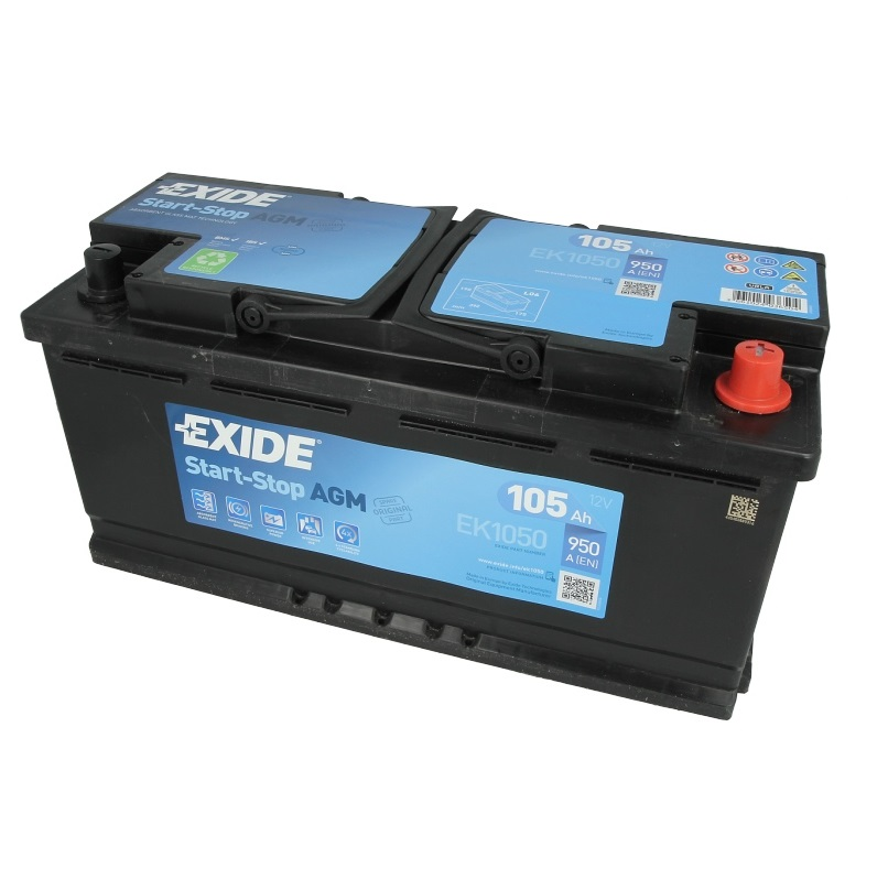Akumulators EXIDE EK1050