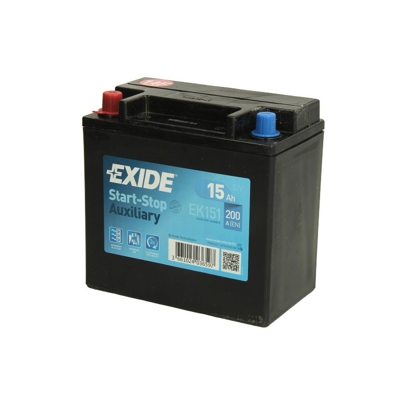 Akumulators EXIDE EK151
