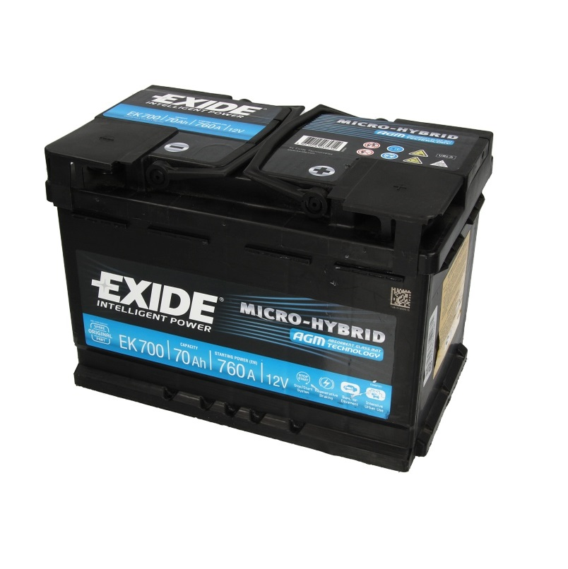 Akumulators EXIDE EK700