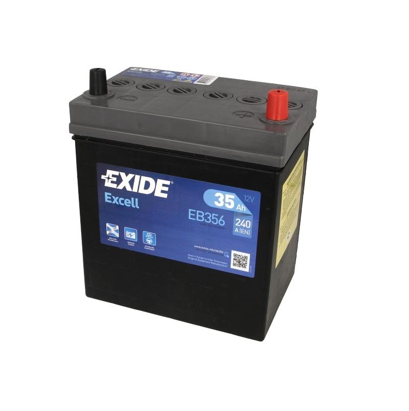 Akumulators EXIDE EXCELL EB356