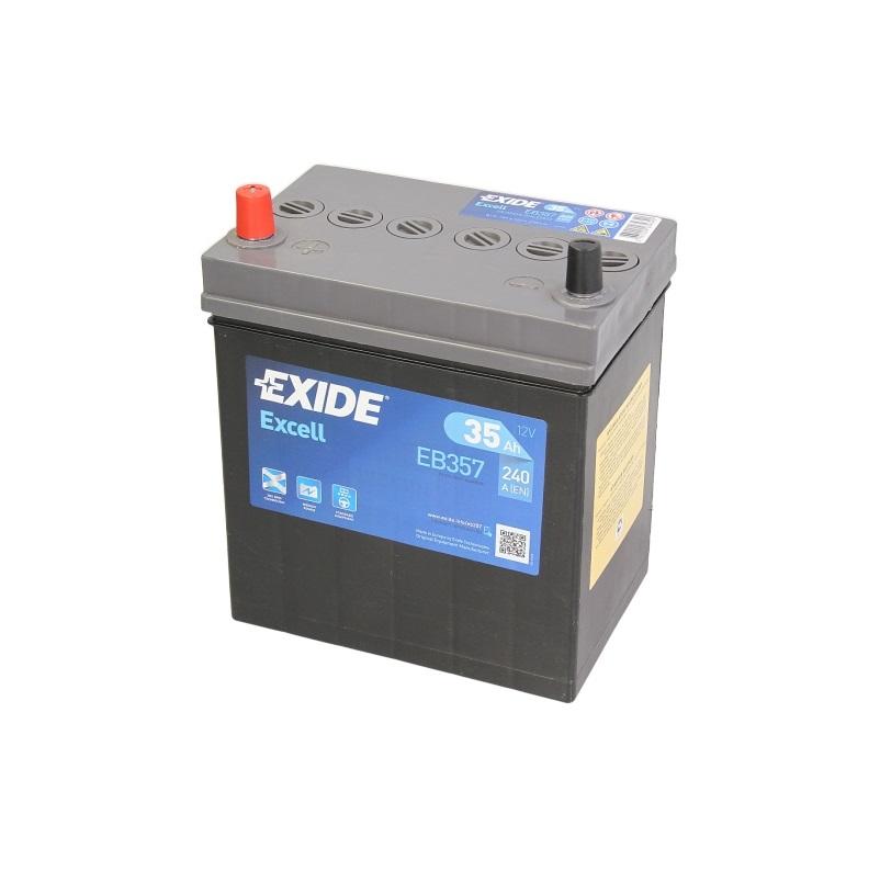 Akumulators EXIDE EXCELL EB357