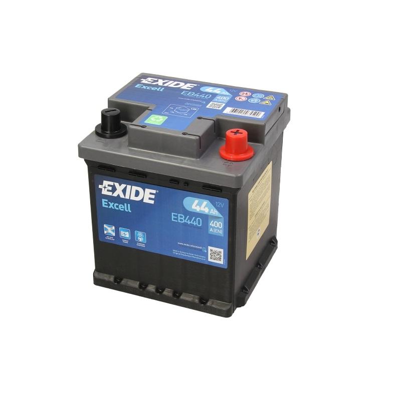 Akumulators EXIDE EXCELL EB440