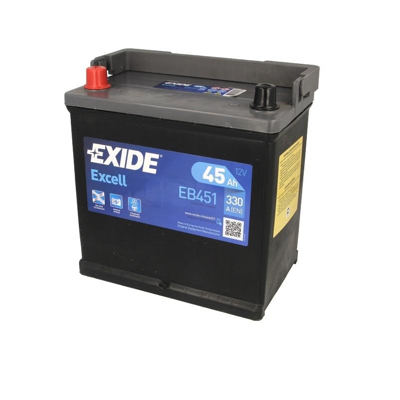 Akumulators EXIDE EXCELL EB451