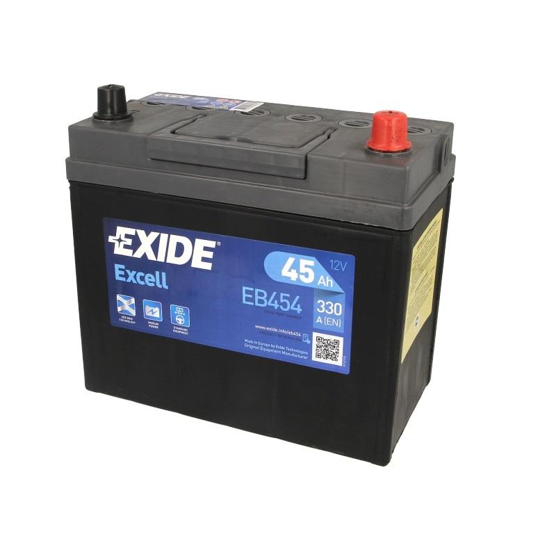 Akumulators EXIDE EXCELL EB454