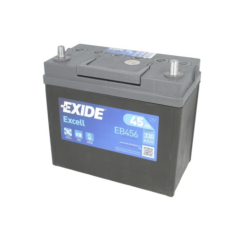 Akumulators EXIDE EXCELL EB456