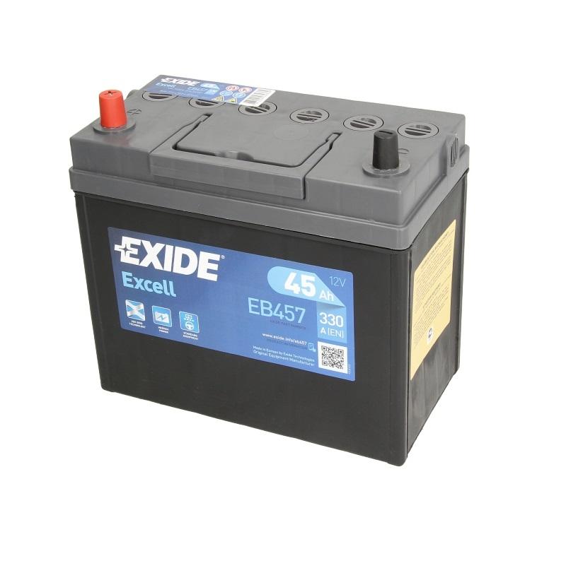 Akumulators EXIDE EXCELL EB457