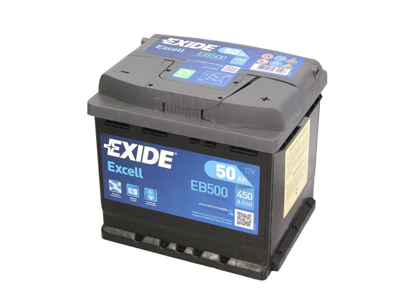 Akumulators EXIDE EXCELL EB500