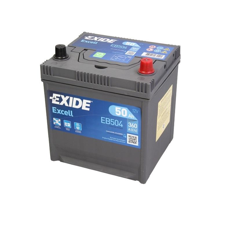Akumulators EXIDE EXCELL EB504