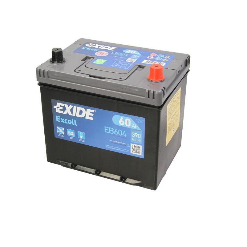 Akumulators EXIDE EXCELL EB604