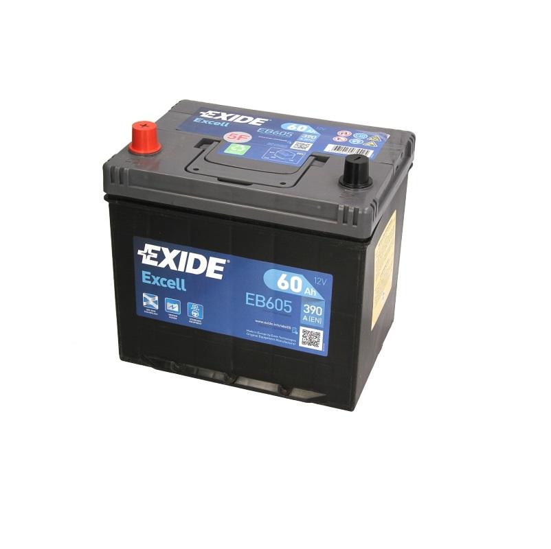 Akumulators EXIDE EXCELL EB605