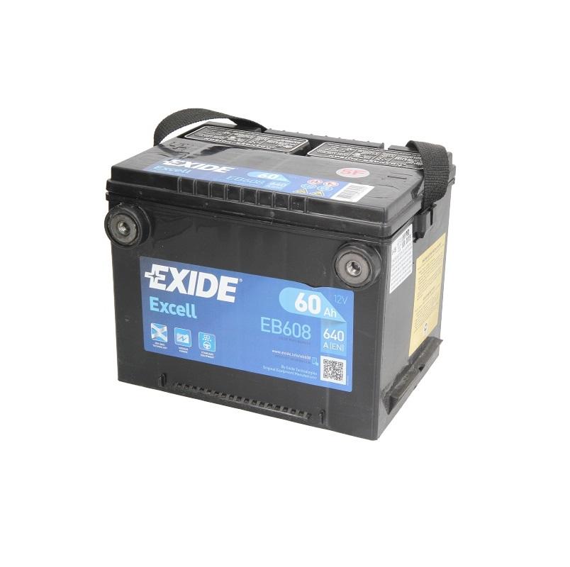 Akumulators EXIDE EXCELL EB608