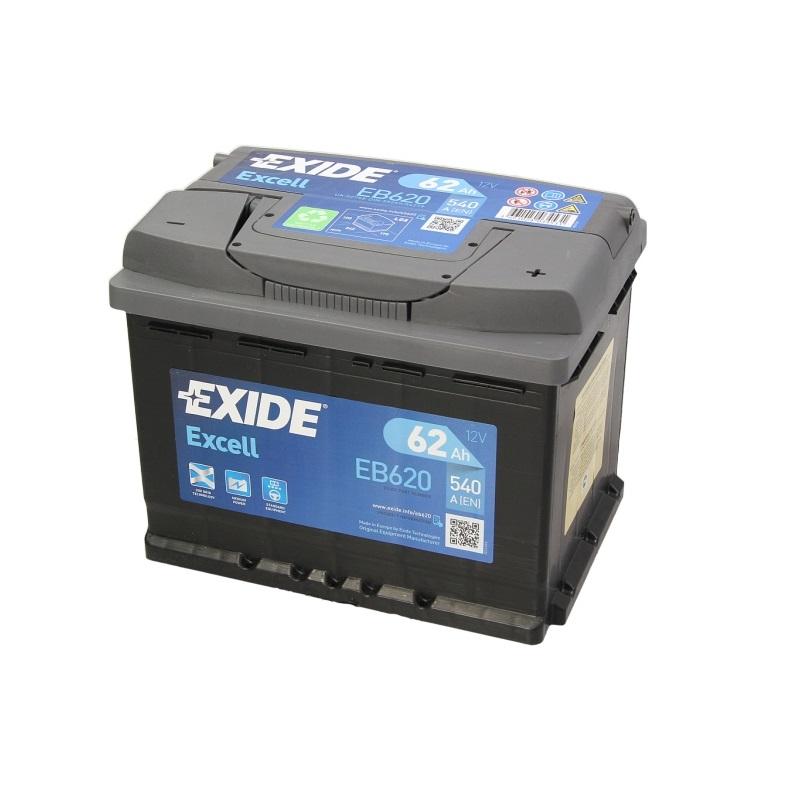 Akumulators EXIDE EXCELL 620