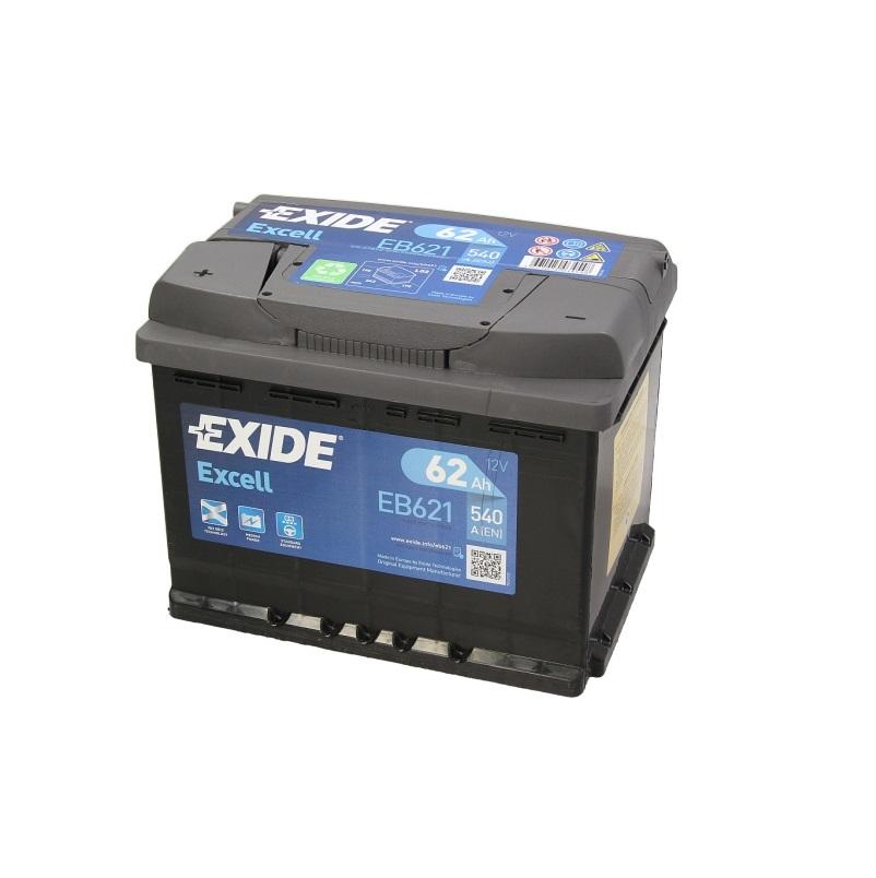 Akumulators EXIDE EXCELL EB621