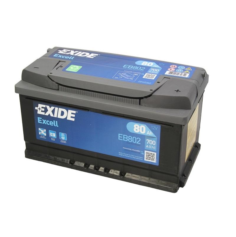Akumulators EXIDE EXCELL EB802