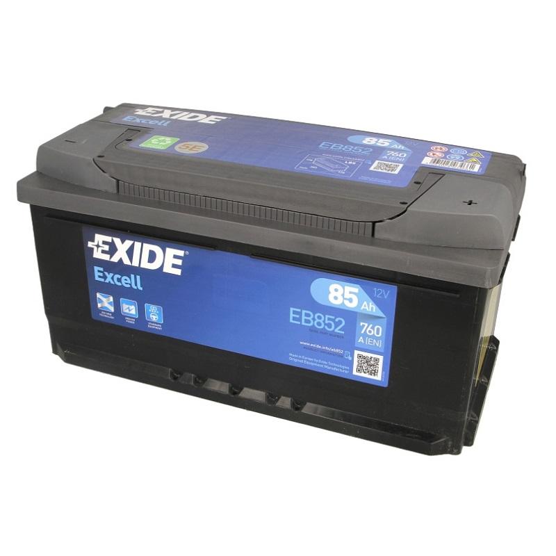 Akumulators EXIDE EXCELL EB852