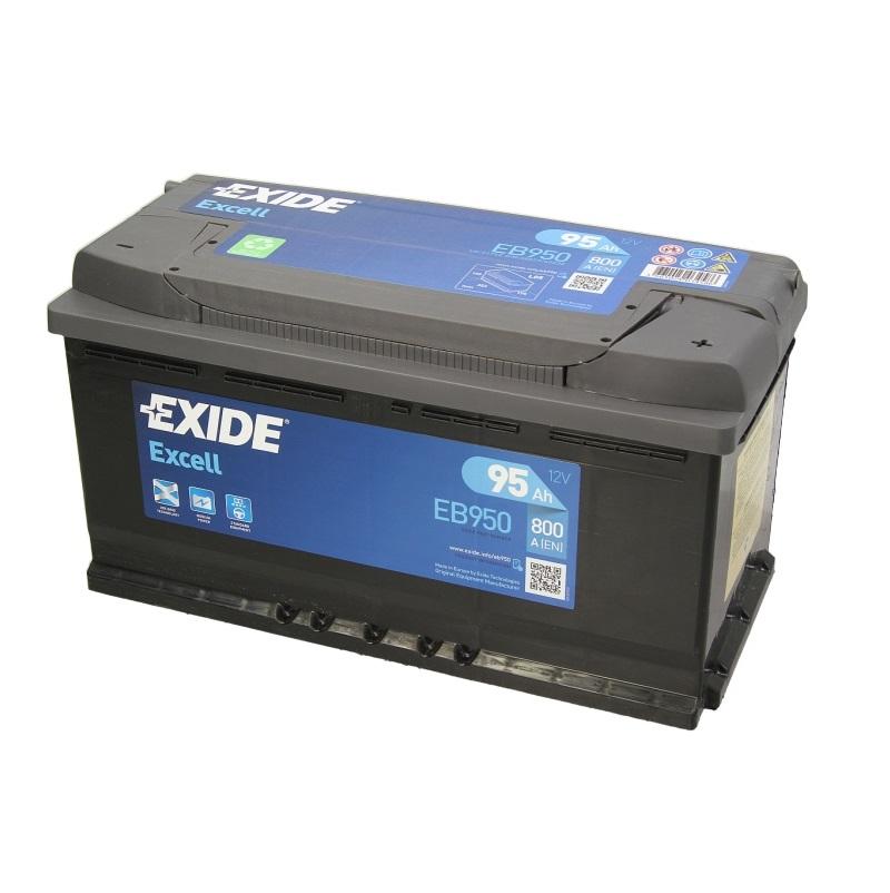 Akumulators EXIDE EXCELL EB9500