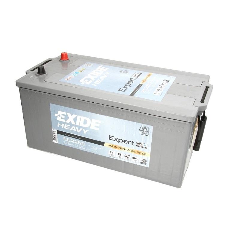 Akumulators EXIDE EXPERT HVR EE2253