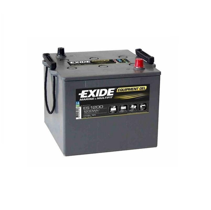 Akumulators EXIDE GEL/ZEL ES1200