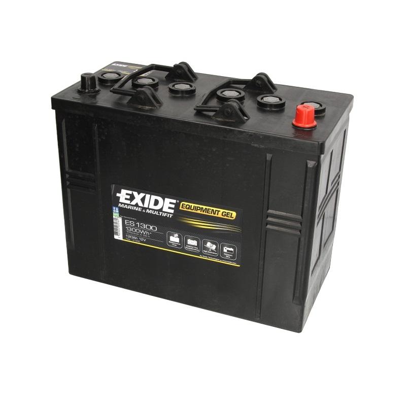 Akumulators EXIDE GEL/ZEL ES1300