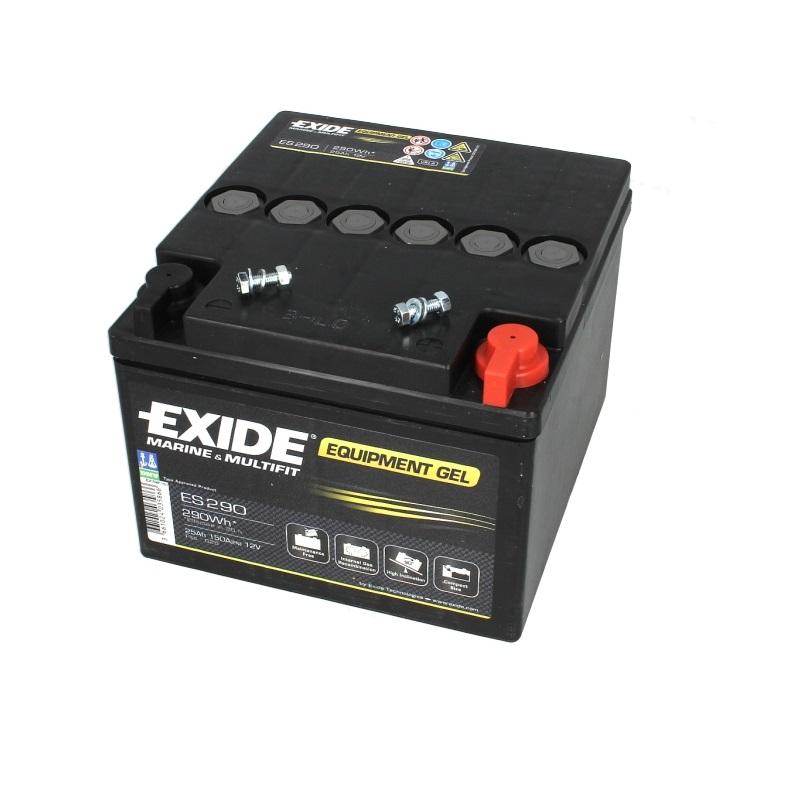 Akumulators EXIDE GEL/ZEL ES290