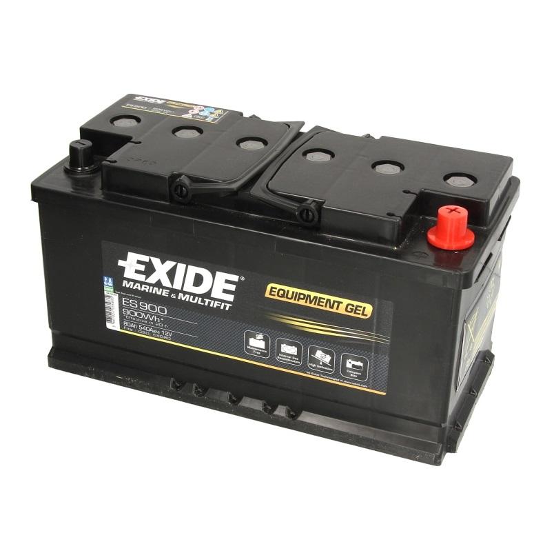 Akumulators EXIDE GEL ZEL ES900