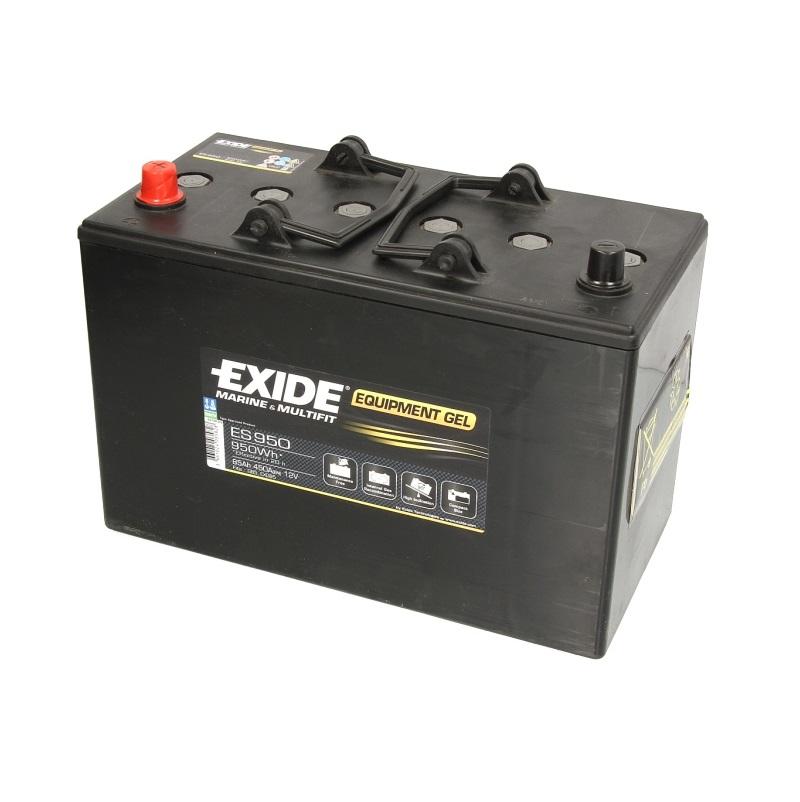 Akumulators EXIDE GEL/ZEL ES950