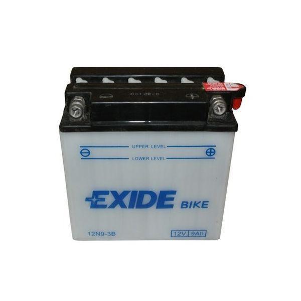 Akumulators EXIDE MAINTENANCE FREE 12N9-3B EXIDE