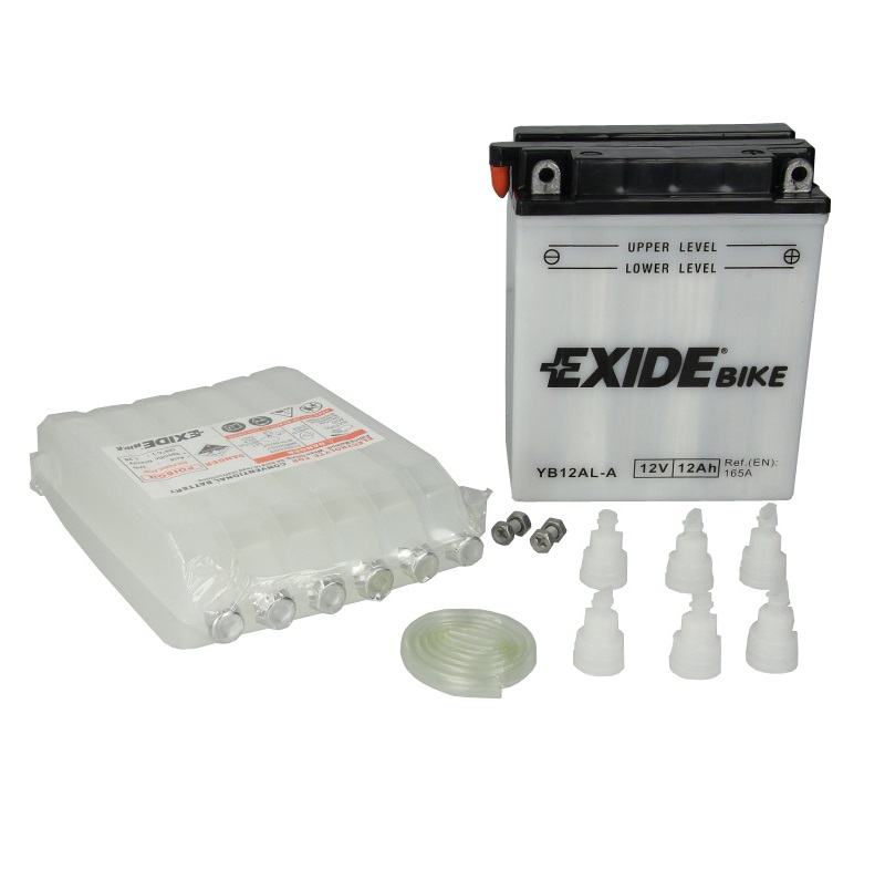 Akumulators EXIDE MAINTENANCE FREE YB12AL-A EXIDE