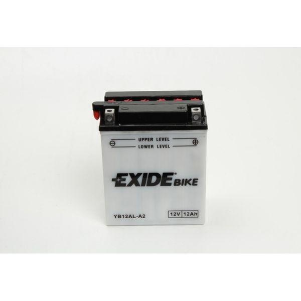Akumulators EXIDE MAINTENANCE FREE YB12AL-A2 EXIDE