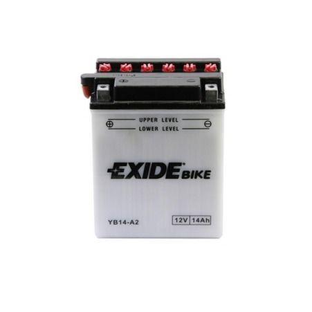 Akumulators EXIDE MAINTENANCE FREE YB14-A2 EXIDE