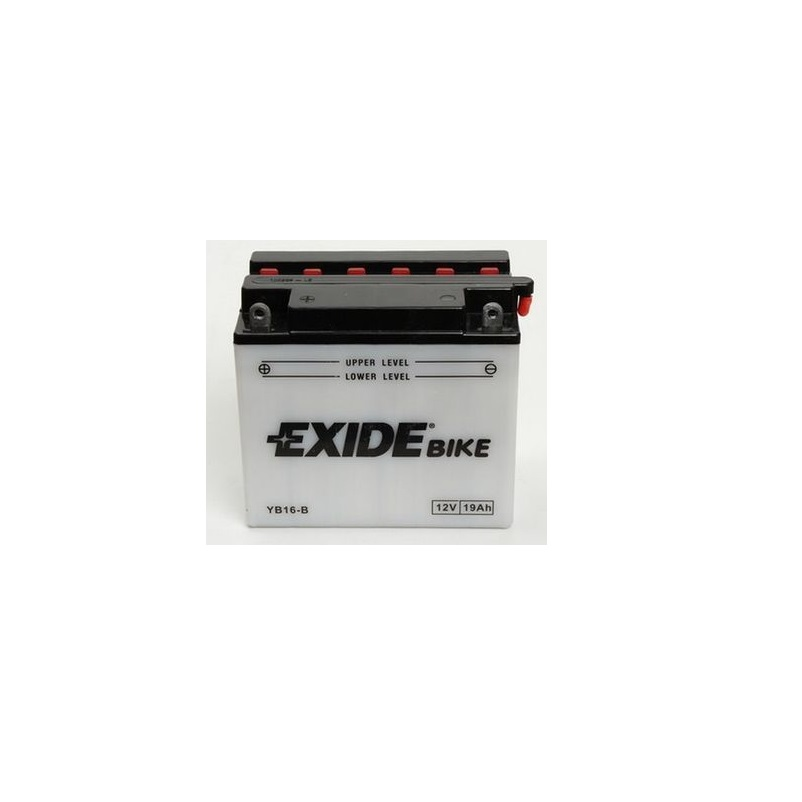 Akumulators EXIDE MAINTENANCE FREE YB16-B EXIDE